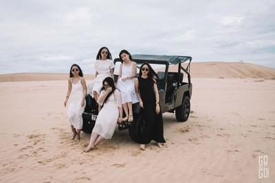 Việt Nam quá đẹp qua bộ ảnh của nhóm bạn trẻ Thái Lan