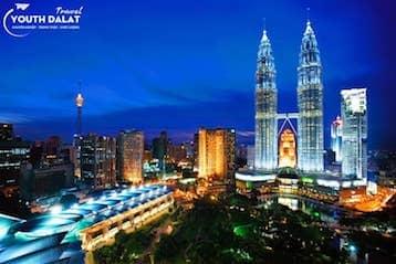 Tour du lịch Malaysia - Singapore 6 ngày