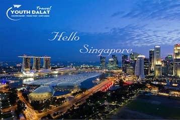 Tour du lịch Singapore 4 ngày (1 ngày Free)