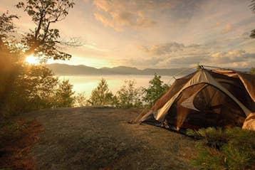 Tour Chèo thuyền và cắm trại