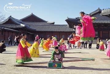 Tour du lịch Hàn Quốc 5 ngày