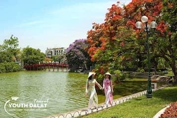 Tour Hà Nội - Bái Đính - Tràng An - Hạ Long