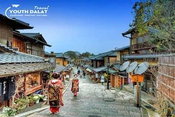 Tour du lịch Nhật Bản 4 ngày