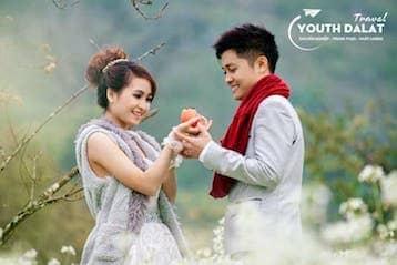 Tour Trăng mật Đà Lạt lãng mạn
