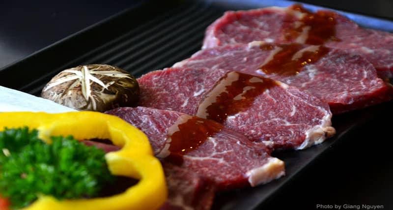 ăn buffet trưa với bò kobe chỉ 199k tại đà lạt