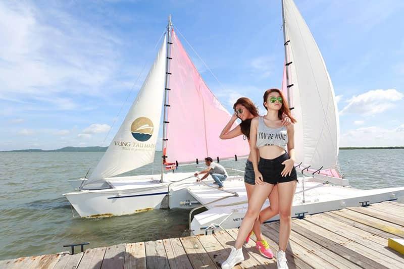 Bến du thuyền Marina – Vũng Tàu