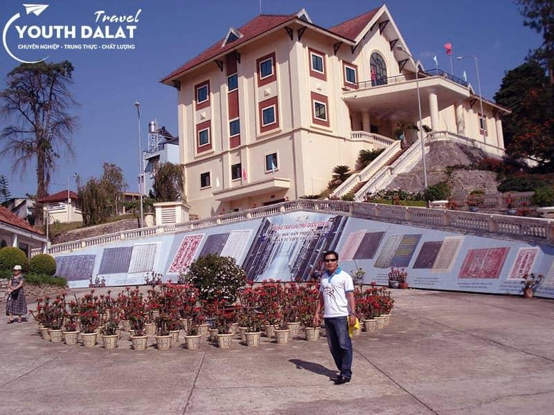 Tran Le Xuan palaces in Dalat