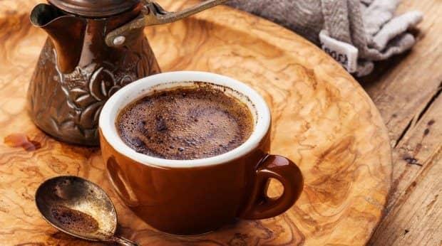 Kahve, Thổ Nhĩ Kỳ