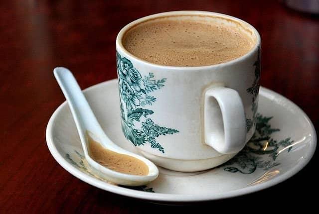 Cà phê trắng Ipoh, Malaysia
