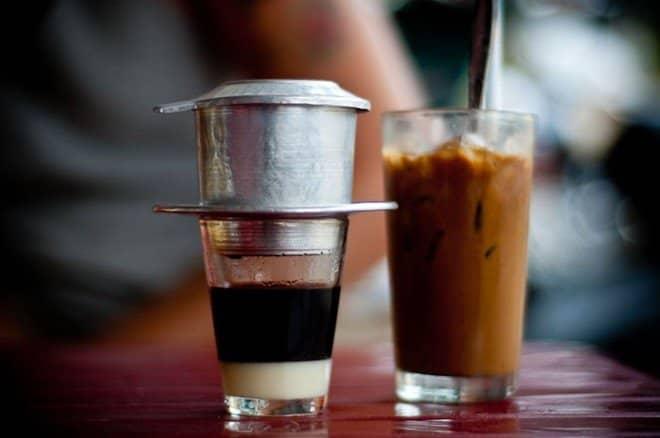 Cà phê sữa đá, Việt Nam