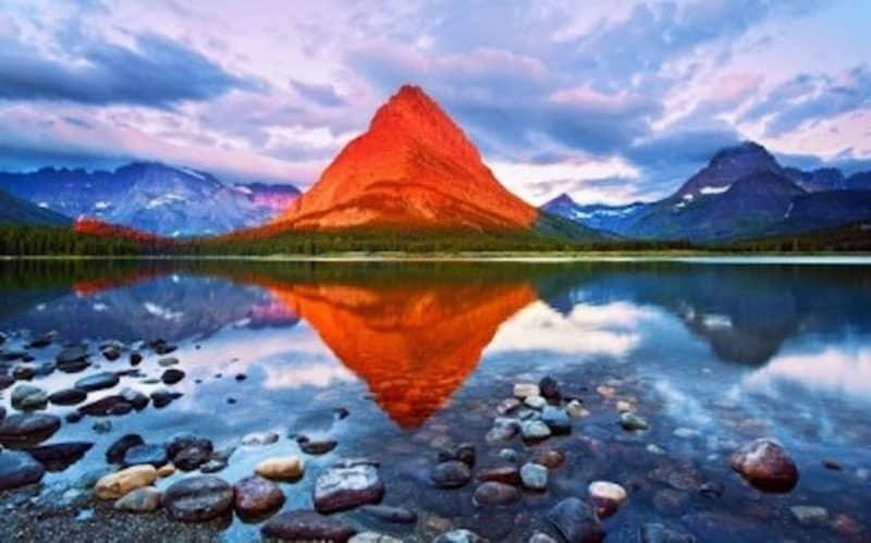 Núi Grinnell - Vườn quốc gia Glacier, Montana