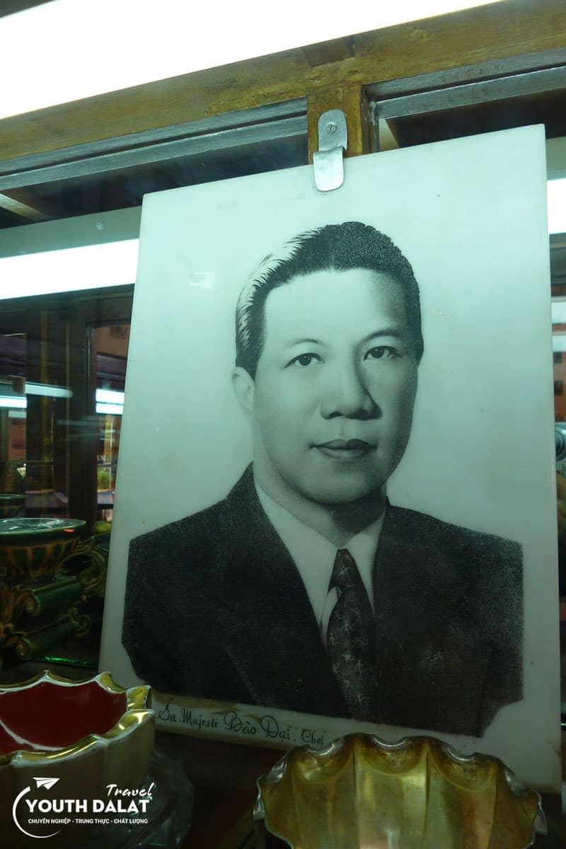 King Bao Dai.