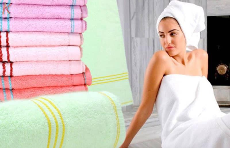 Khăn tắm thì hầu hết mọi khách sạn đều cung cấp cho du khách
